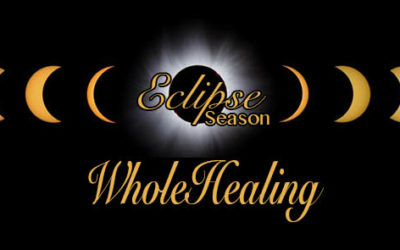 Eclipse Season Energy Healing